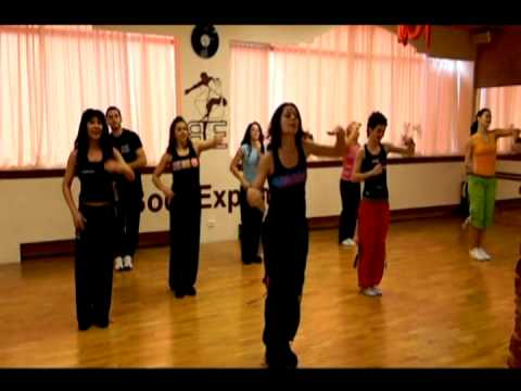 Zumba Merengue La Patilla