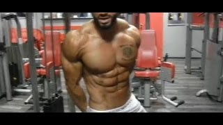 getlinkyoutube.com-Lazar Angelov arms workout 2013