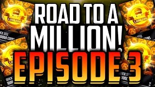 getlinkyoutube.com-Road to A Million Coins! Episode 3 :- Madden Mobile
