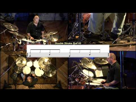 Double Stroke Roll - Drum Rudiment