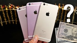 getlinkyoutube.com-$150 iPhone 6S Clone! How Bad Could It Be?