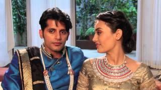getlinkyoutube.com-Qubool Hai | Interview | Karanvir Bohra and Surbhi Jyoti - Part 1
