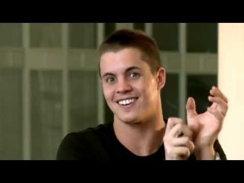 Johnny Ruffo &amp; Luda Kroitor - Quickstep- DWTS Australia 2012