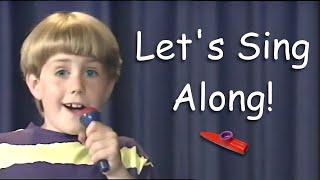 getlinkyoutube.com-Creepy Kazoo Kid in Let's Sing Along!