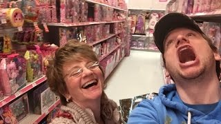 getlinkyoutube.com-Toy Hunting with Chad Alan, #3 Monster High, Ever After High,Barbie, Funko Pop and more!
