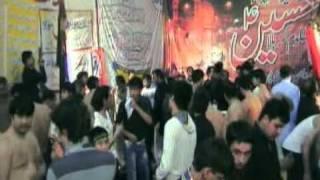 8th Muharram 1433 AH Macerata ( italy ) 2011-2012 Punjabi Nohay