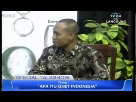 QNET Indonesia Interview with TVKU Part 4