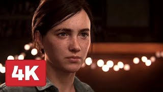 The Last of Us Part 2 Gameplay Trailer (4K) - E3 2018