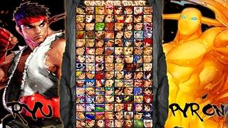 getlinkyoutube.com-DOWNLOAD - Capcom vs Snk M.U.G.E.N Tag System (Descargar)