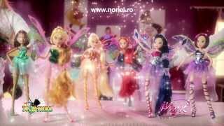 getlinkyoutube.com-Papusile Winx Harmonix | Jucarii Noriel