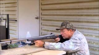 getlinkyoutube.com-First Shooting of the Remington 700 Ultimate Muzzleloader