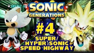getlinkyoutube.com-Super/Hyper Sonic Generations - (1080p) Speed Highway