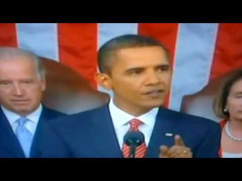reptilian shape shifting while obama talks