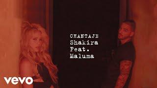 getlinkyoutube.com-Shakira - Chantaje (Audio) ft. Maluma