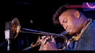 Christian Scott live and report Clamores TV HD