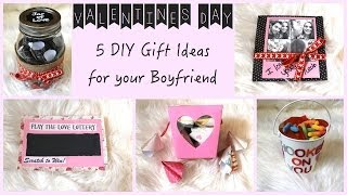 getlinkyoutube.com-5 DIY Gift Ideas for Your Boyfriend!