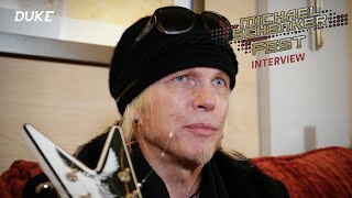 Michael Schenker - Interview - Paris 2018 - Duke TV [VOSTFR]
