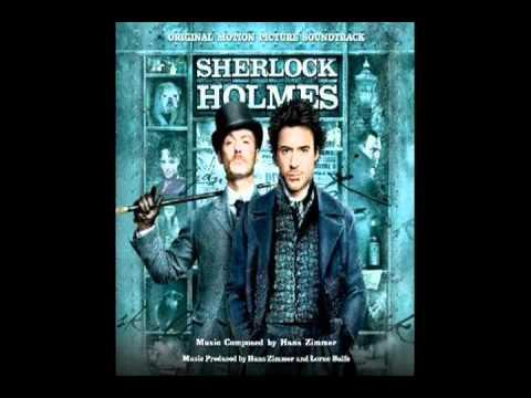 Holmes (Hans 'N' Guy Version) - Sherlock Holmes Soundtrack - Hans Zimmer