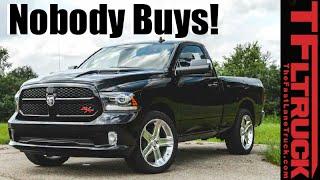 getlinkyoutube.com-Top 5 Great Trucks Nobody Buys:  Surprising Overlooked Pickup Truck Gems