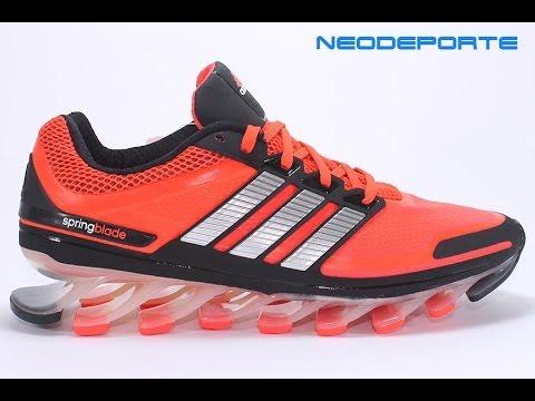 Zapatillas Adidas Springblade Hombre - 2013, neodeporte.com.pe