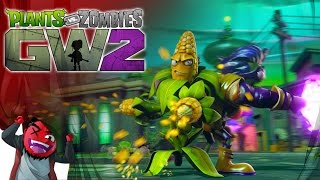 "getlinkyoutube.com-""Shuck my Cob, B*tch!"" | Plants vs Zombies: Garden Warfare 2 (w/ H2O Delirious)"