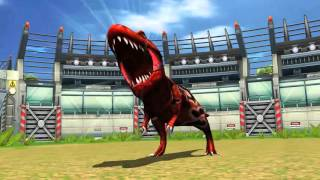 getlinkyoutube.com-Carnotaurus Unlocked and Updated Jurassic Park Builder