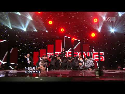 BIGBANG_0306 _SBS Popular Music _SOMEBODY TO LOVE