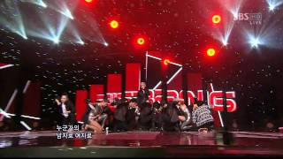 getlinkyoutube.com-BIGBANG_0306_SBS Inkigayo_SOMEBODY TO LOVE
