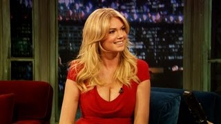 getlinkyoutube.com-Kate Upton on Her SI Cover (Late Night with Jimmy Fallon)