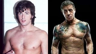 flushyoutube.com-Sylvester Stallone From 1 To 70 Year Old | Sylvester Stallone 2017