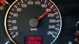 getlinkyoutube.com-Alfa Romeo 166 2.4 jtd 20v TI accel 180-230