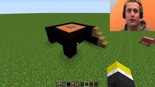 getlinkyoutube.com-Trambolinu u Minecraft koja vas moze odbaciti iznad oblaka??? [Srpski Gameplay] ☆ SerbianGamesBL ☆