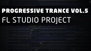 getlinkyoutube.com-Progressive Trance FL Studio Project by Mino Safy Vol. 5