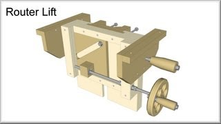 getlinkyoutube.com-Router Lift Plans