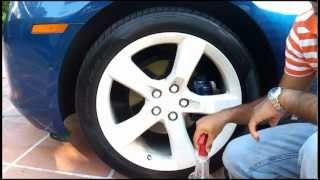 getlinkyoutube.com-How to Clean Plastidip Rims or Wheels