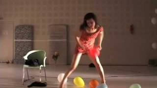 getlinkyoutube.com-Replay- performance de Malika Djardi