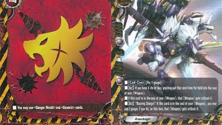 Future Card Buddyfight - Danger World, Armorknights, Ace (New!)