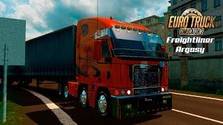 getlinkyoutube.com-Freightliner Argosy l MHAPro l Euro Truck Simulator 2 l 1.19.x / 1.20.x / 1.21.x  / 1.22