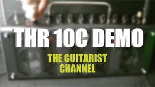 YAMAHA THR10C DEMO
