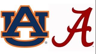 getlinkyoutube.com-2016 Iron Bowl, #13 Auburn at #1 Alabama (Highlights)