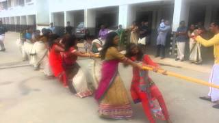 Vadam Vali - Tug of War - Onam Celebrations
