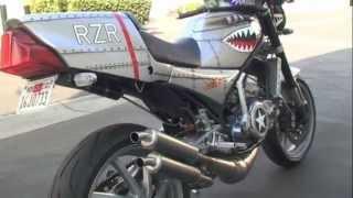 getlinkyoutube.com-Yamaha RZ 350 Flying Tiger RZ 350