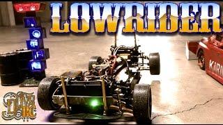 getlinkyoutube.com-RC DRIFT CAR - LOWRIDER CHASSIS 1/10