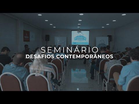 Seminário: Desafios Contemporâneos: privatização, terceirização e inteligência artificial