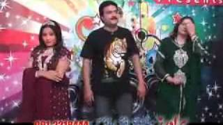 getlinkyoutube.com-Raees Bacha, Salma Shah And Saima Naz New Pashto Tappy 2011