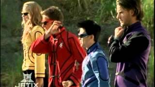 getlinkyoutube.com-Power Rangers Jungle Fury - Power Rangers Morph 10