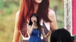 getlinkyoutube.com-2010.03.20 Park Paragon Fan Meeting - Zhang Li Yin - Y (Why) Fancam