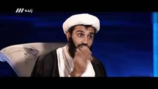 خنده دارترين و جنجالي ترين طنز از  آخوند سلطانيfunny video khamenei and soltani for nobel prize