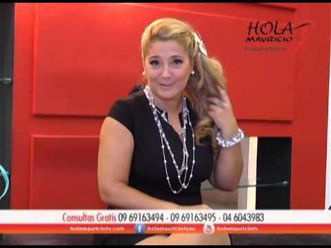 HOLA MAURICIO especial con Marian Sabate
