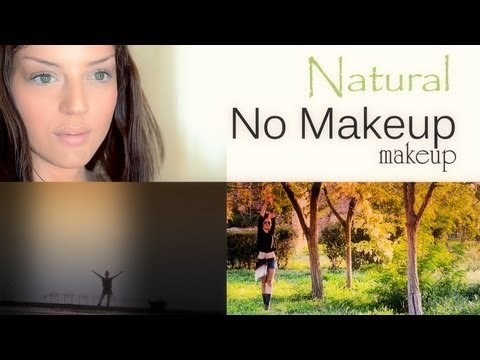 No Makeup makeup Look